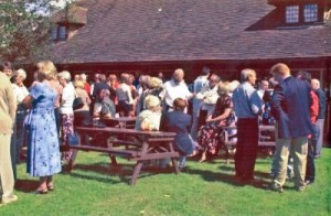 Ballinger village hall Events - Village Events and Barbeques