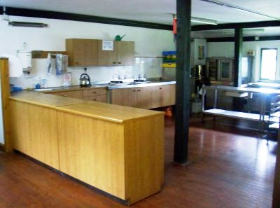 Ballinger Village Hall Commercial Kitchen Facilities