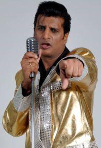 Ballinger Hall Elvis Tribute Night Saturday