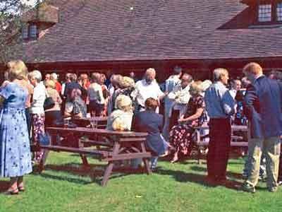 Village Events at Ballinger Hall