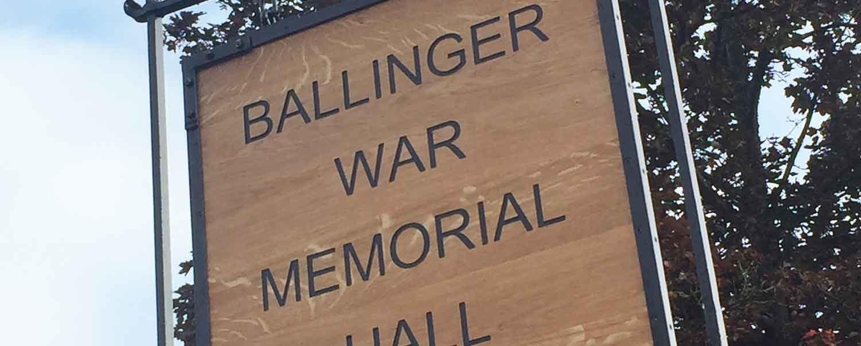 Ballinger-Village-Hall-for-Hire