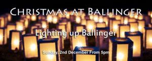 Lighting-up-Ballinger Hall-2018